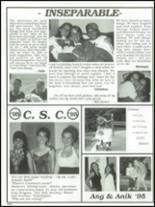1995 East Lyme High School Yearbook Page 246 & 247