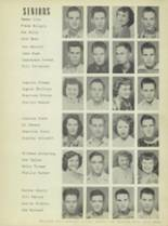 1951 Heavener High School Yearbook Page 10 & 11