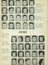 1951 Heavener High School Yearbook Page 12 & 13