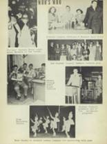 1951 Heavener High School Yearbook Page 22 & 23