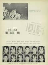 1951 Heavener High School Yearbook Page 24 & 25