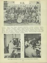 1951 Heavener High School Yearbook Page 32 & 33