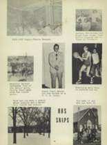1951 Heavener High School Yearbook Page 34 & 35