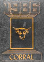 1986 Yearbook Robert Lee High School