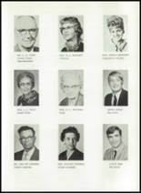 1970 Putnam High School Yearbook Page 14 & 15
