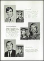 1970 Putnam High School Yearbook Page 18 & 19