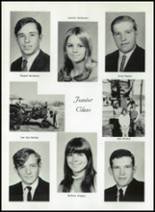 1970 Putnam High School Yearbook Page 22 & 23