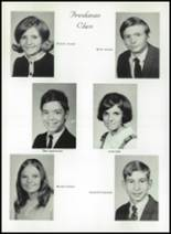 1970 Putnam High School Yearbook Page 26 & 27
