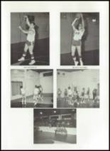 1970 Putnam High School Yearbook Page 46 & 47