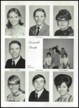 1970 Putnam High School Yearbook Page 58 & 59