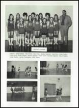 1970 Putnam High School Yearbook Page 60 & 61