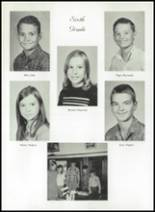 1970 Putnam High School Yearbook Page 62 & 63