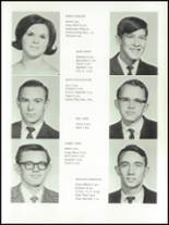 1968 Meridian High School Yearbook Page 12 & 13