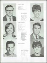 1968 Meridian High School Yearbook Page 14 & 15
