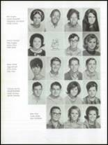 1968 Meridian High School Yearbook Page 20 & 21