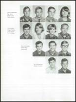 1968 Meridian High School Yearbook Page 26 & 27