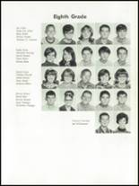 1968 Meridian High School Yearbook Page 28 & 29