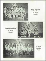 1968 Meridian High School Yearbook Page 30 & 31