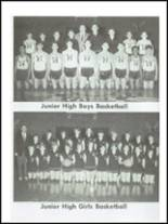 1968 Meridian High School Yearbook Page 32 & 33