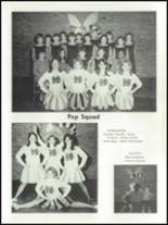 1968 Meridian High School Yearbook Page 34 & 35