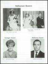 1968 Meridian High School Yearbook Page 44 & 45