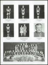 1968 Meridian High School Yearbook Page 52 & 53