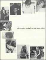 1974 Escambia County High School Yearbook Page 12 & 13