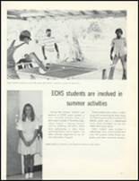 1974 Escambia County High School Yearbook Page 14 & 15