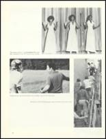 1974 Escambia County High School Yearbook Page 16 & 17