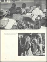 1974 Escambia County High School Yearbook Page 22 & 23