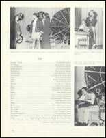 1974 Escambia County High School Yearbook Page 28 & 29