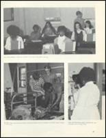 1974 Escambia County High School Yearbook Page 32 & 33