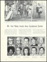 1974 Escambia County High School Yearbook Page 34 & 35