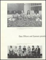 1974 Escambia County High School Yearbook Page 36 & 37