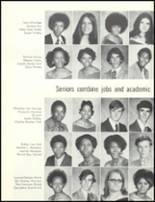 1974 Escambia County High School Yearbook Page 40 & 41