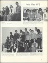1974 Escambia County High School Yearbook Page 48 & 49