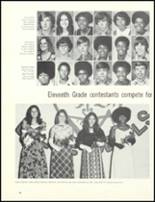 1974 Escambia County High School Yearbook Page 52 & 53