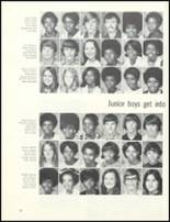 1974 Escambia County High School Yearbook Page 56 & 57