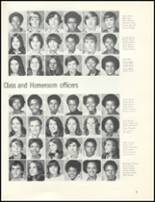 1974 Escambia County High School Yearbook Page 58 & 59