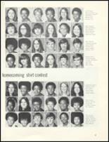 1974 Escambia County High School Yearbook Page 60 & 61