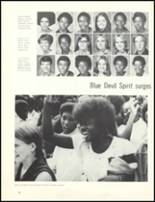 1974 Escambia County High School Yearbook Page 62 & 63