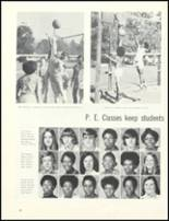 1974 Escambia County High School Yearbook Page 64 & 65
