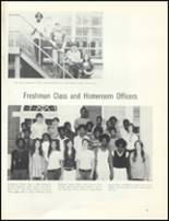 1974 Escambia County High School Yearbook Page 66 & 67