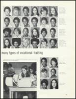 1974 Escambia County High School Yearbook Page 68 & 69