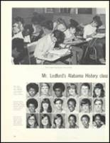 1974 Escambia County High School Yearbook Page 70 & 71