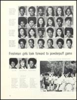 1974 Escambia County High School Yearbook Page 74 & 75