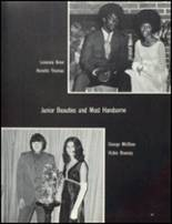 1974 Escambia County High School Yearbook Page 80 & 81