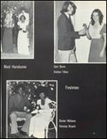 1974 Escambia County High School Yearbook Page 82 & 83