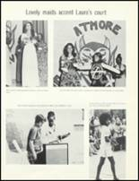 1974 Escambia County High School Yearbook Page 84 & 85