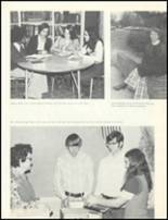 1974 Escambia County High School Yearbook Page 90 & 91